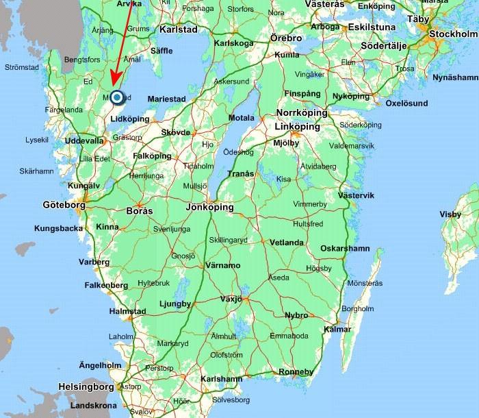 Karte Schweden Zum Ausdrucken.Karten Schweden Immobilien Online