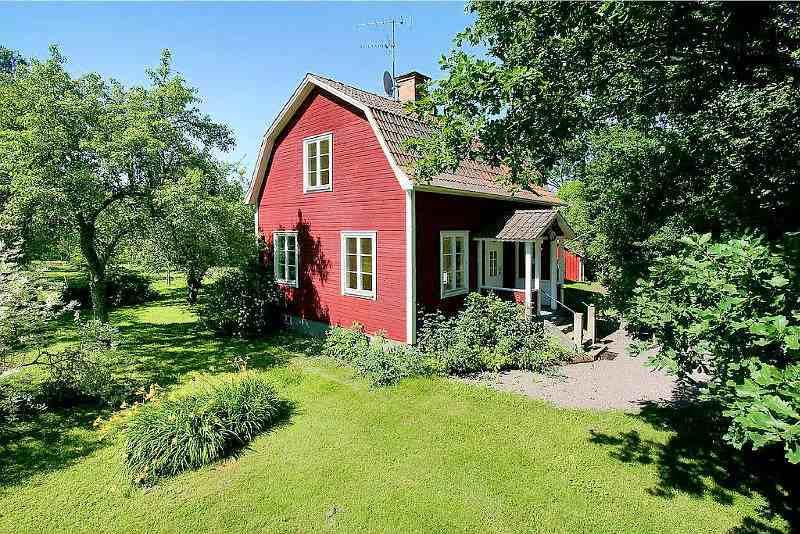 Schwedenhaus am see  Bilder aussen | Schweden Immobilien Online