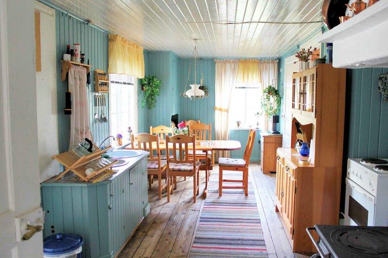 Schwedenhaus küche  Bilder innen | Schweden Immobilien Online