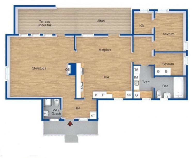 grundrisse l ngen s schweden immobilien online. Black Bedroom Furniture Sets. Home Design Ideas