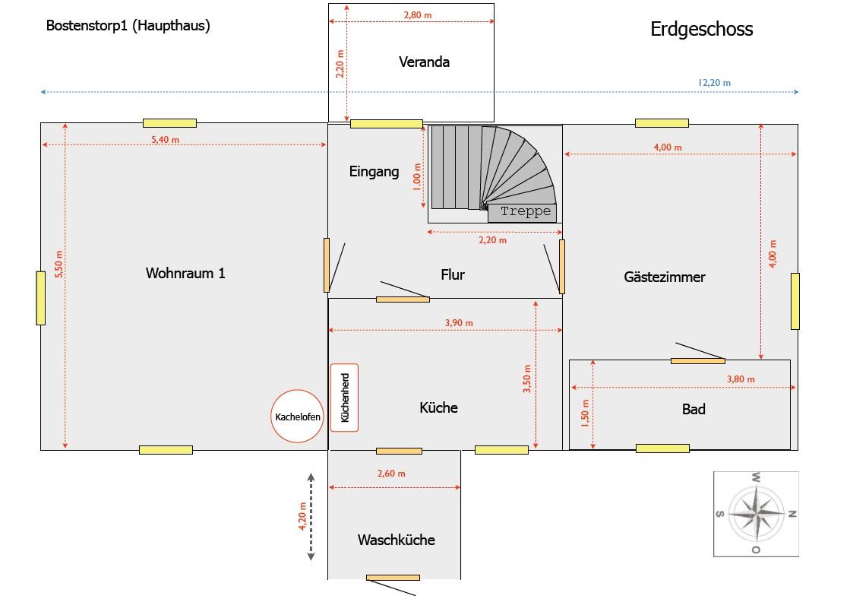 alle grundrisse hof bostenstorp schweden immobilien online. Black Bedroom Furniture Sets. Home Design Ideas