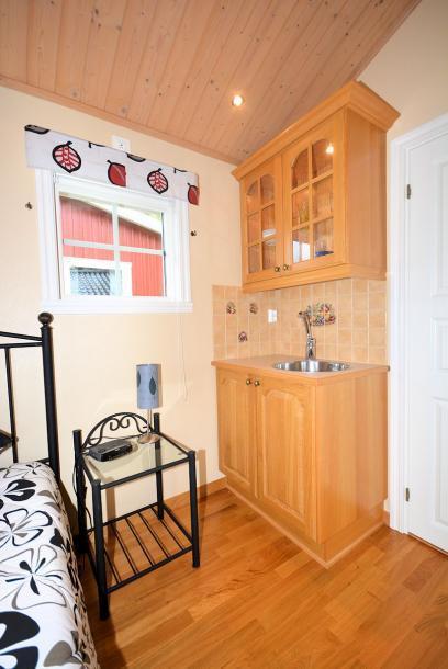 Küchenpantry gästehaus galerie schweden immobilien