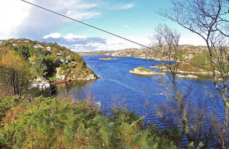 Norwegen: Tolles Blockhaus In Toller Lage An Der Küste